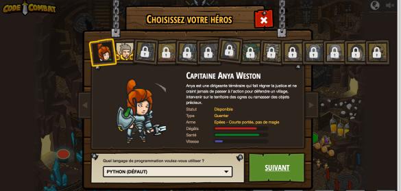 code-combat-choix-heros